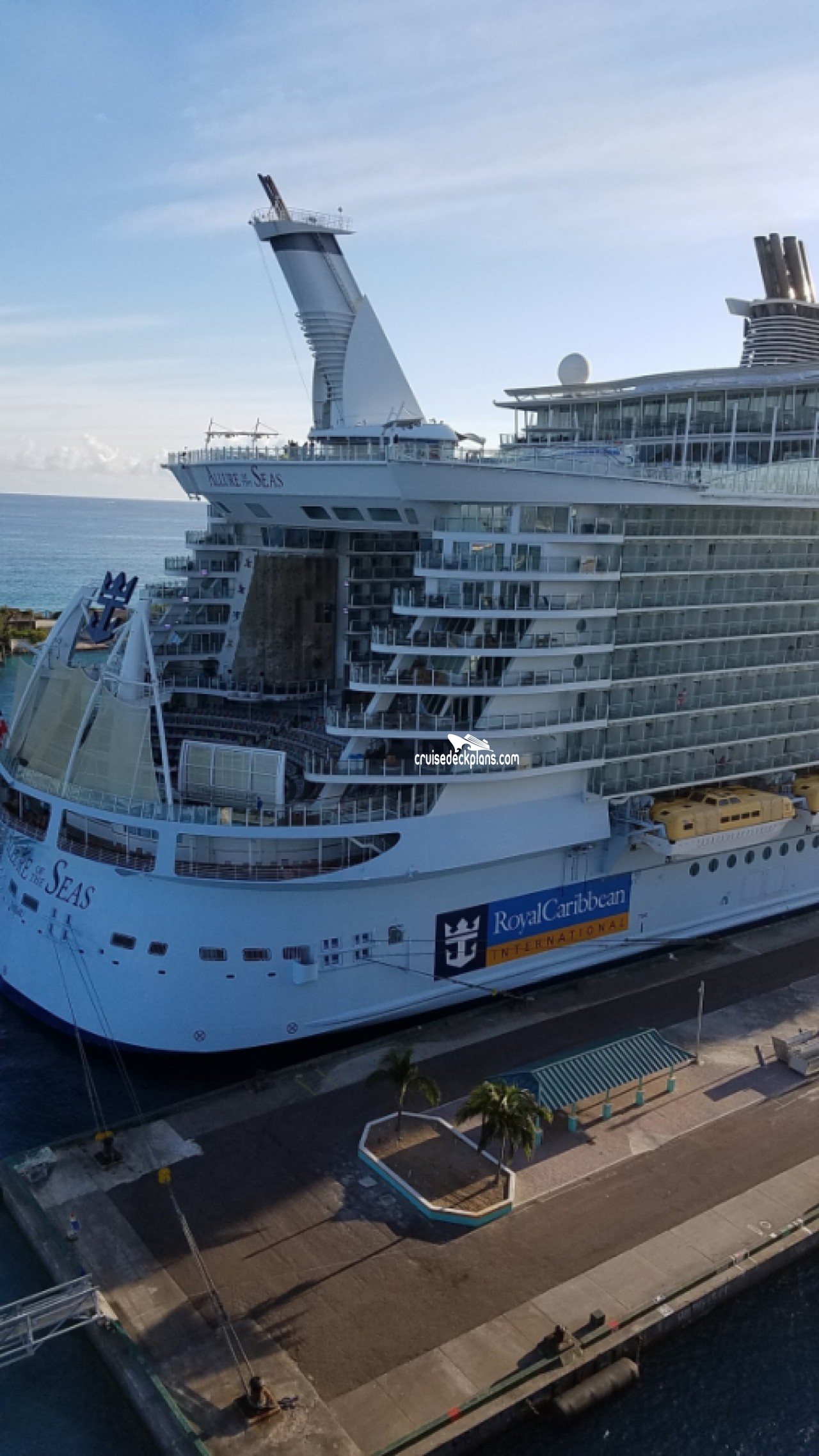 Allure Of The Seas Exterior Pictures