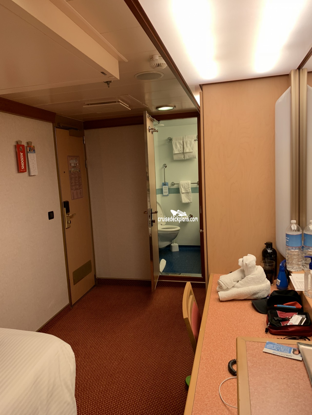Carnival Splendor Small Interior Category
