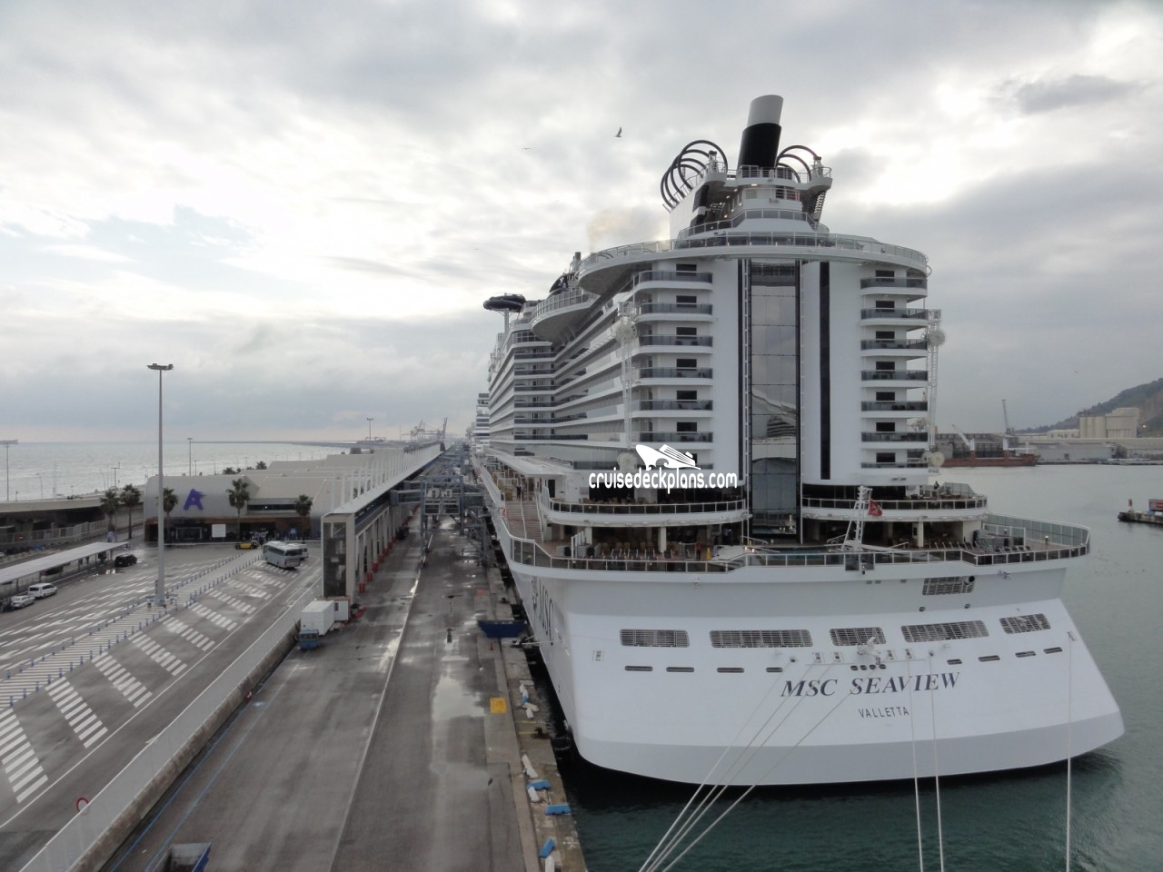 MSC Seaview Pictures