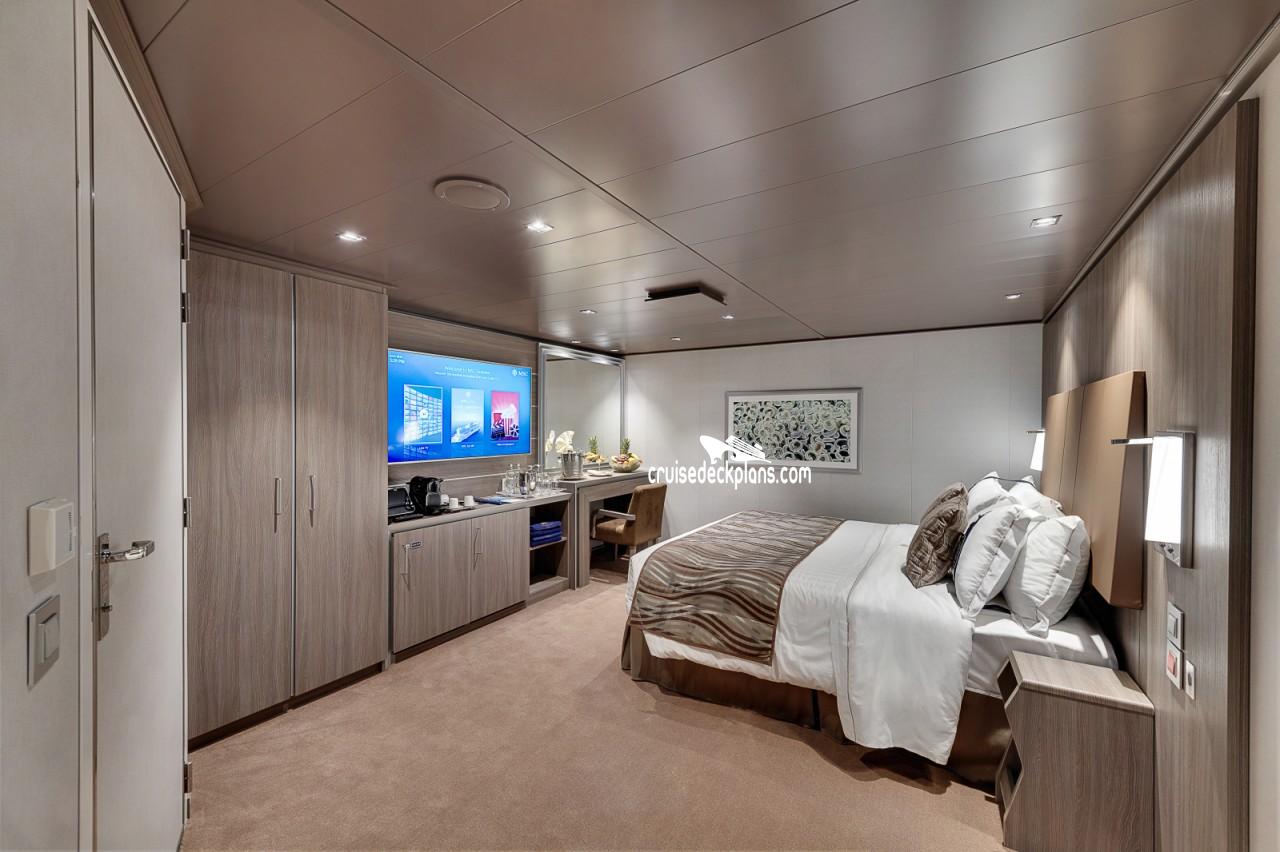MSC Seaview Deck Plans, Diagrams, Pictures, Video