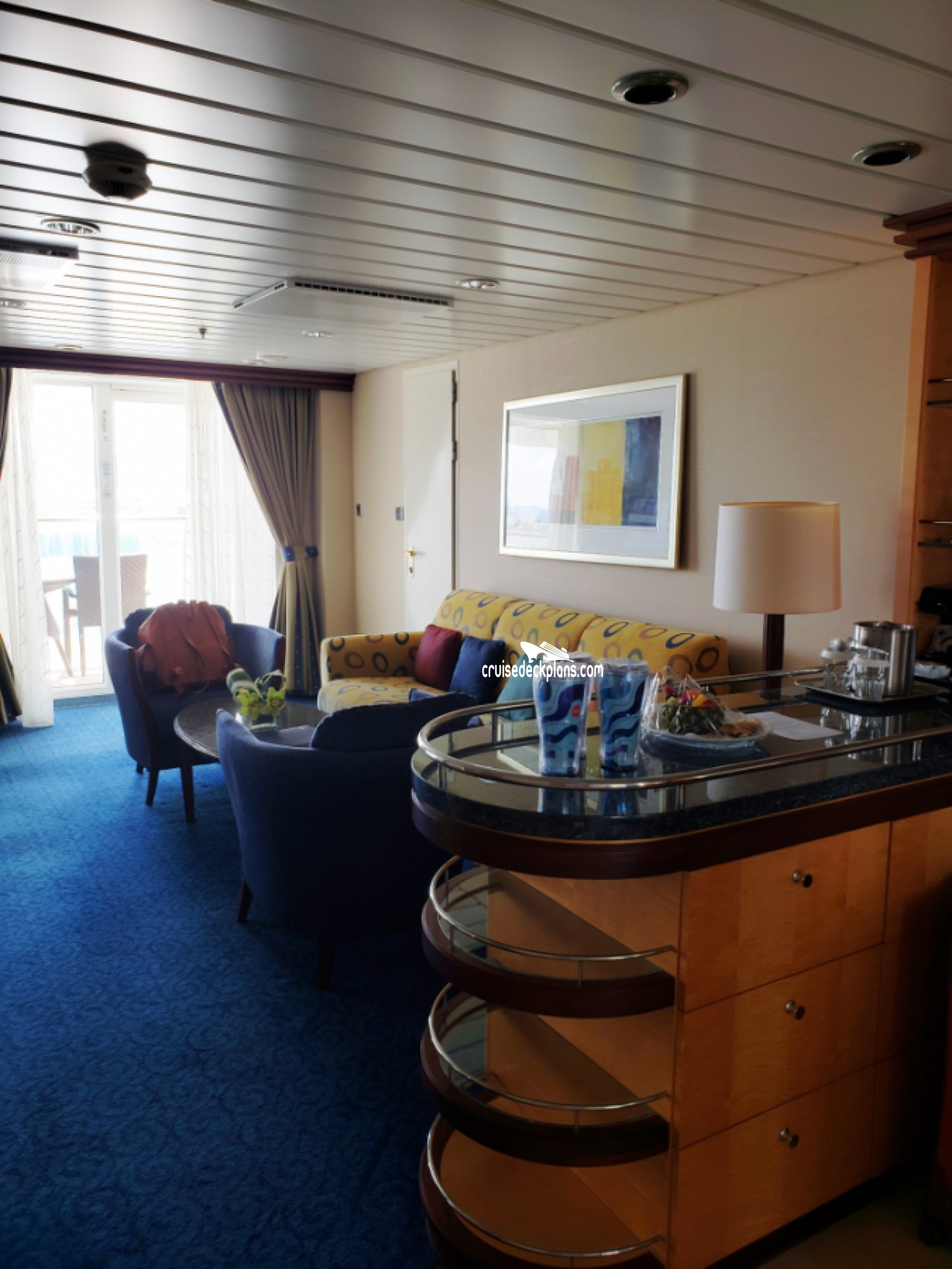 Freedom Of The Seas Grand Suite Details