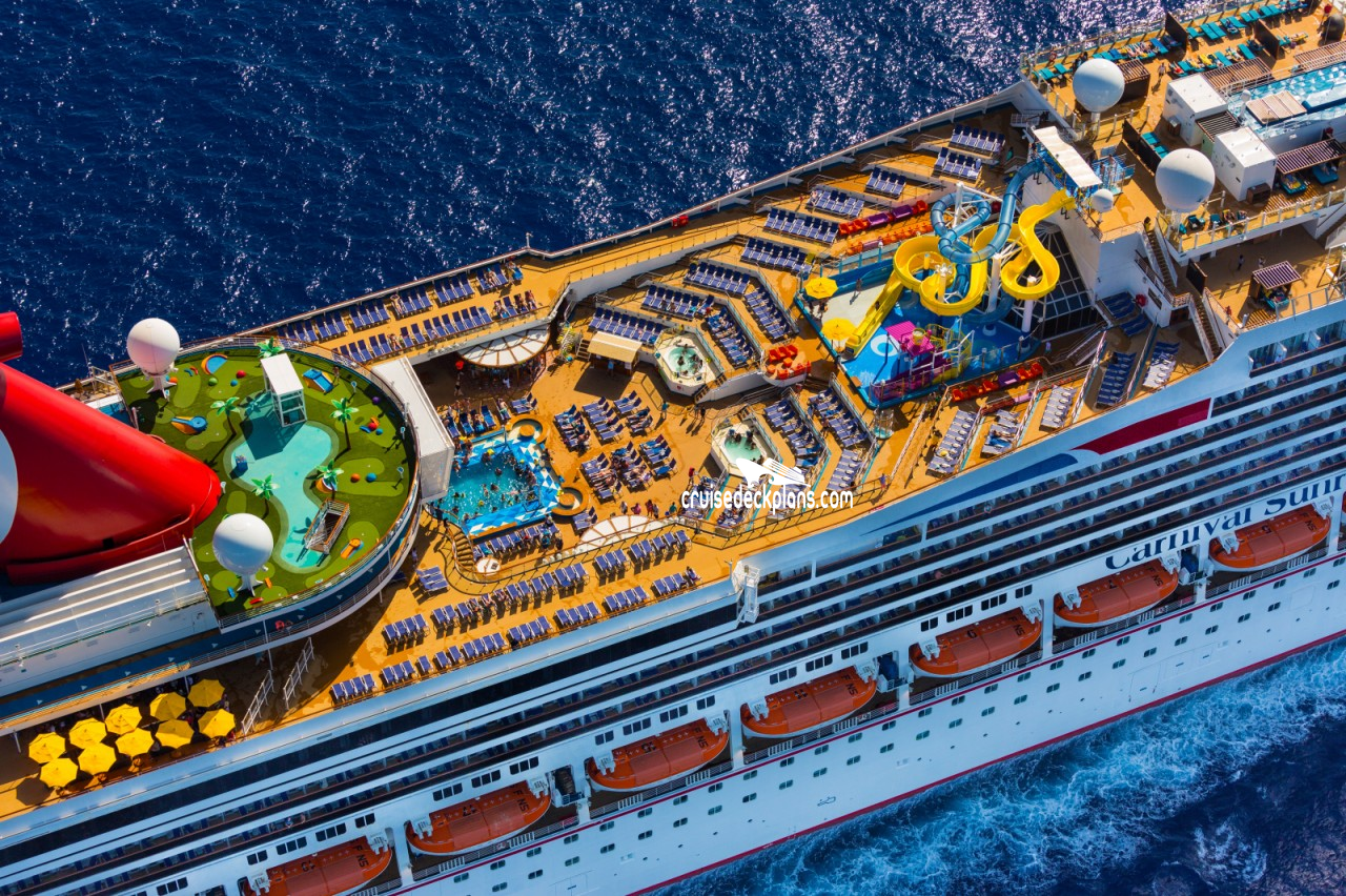 Carnival Sunrise Pictures