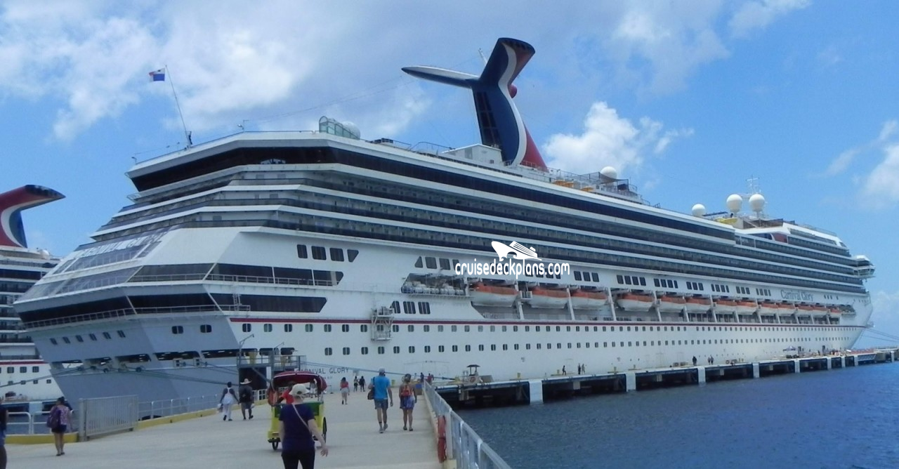 Carnival Glory Pictures