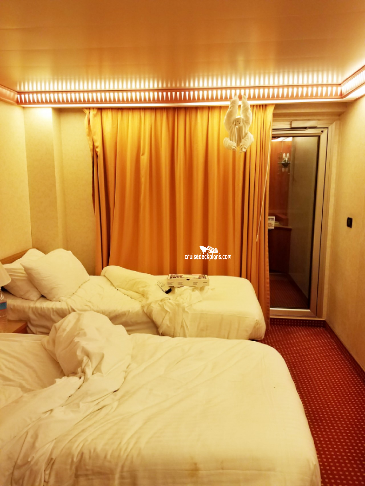 carnival cruise liberty balcony room Carnival Liberty Deck Plans Diagrams Pictures Video