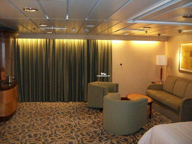Majesty Of The Seas Owners Suite Stateroom