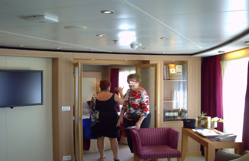 Seabourn Sojourn Deck Plans Diagrams Pictures Video