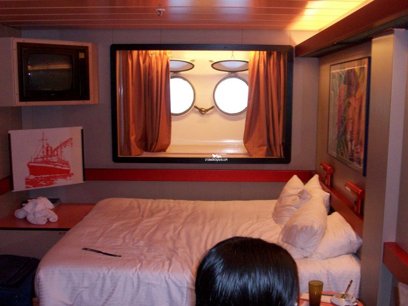 Carnival Elation Cabin U Pictures - Elation cruise ship rooms