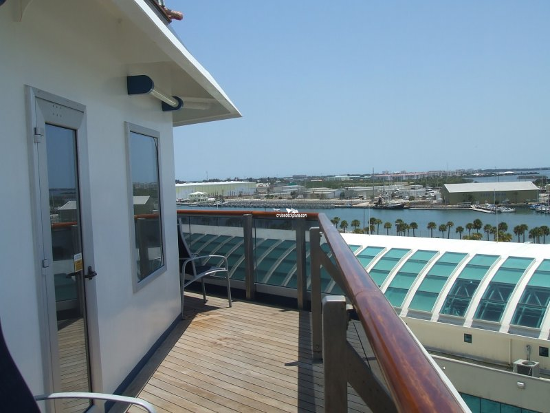 Carnival Glory Premium Balcony Category