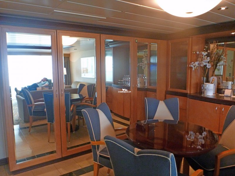 Mariner Of The Seas Owners Suite Details