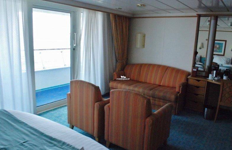Cruise Ship Deck Plans  Cruise Critic