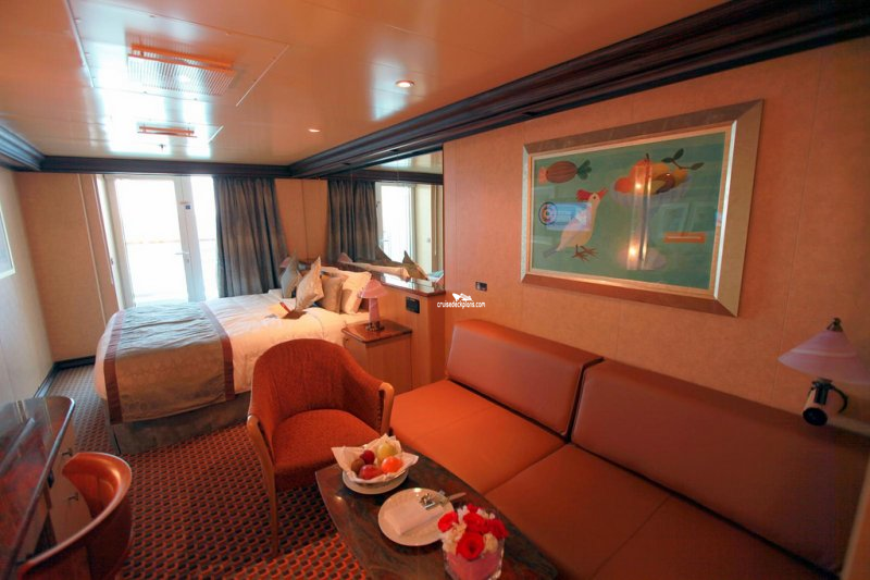 Costa Deliziosa Five Deck Plan Tour