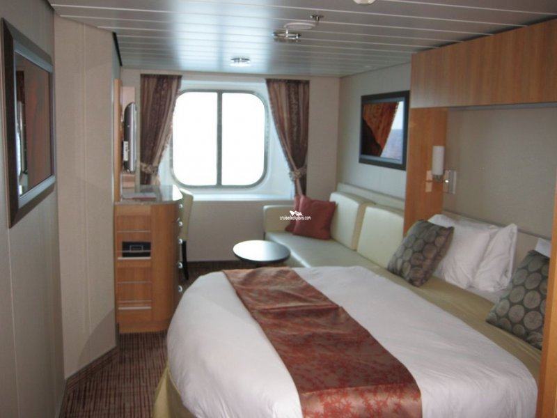 Celebrity solstice oceanview category for Celebrity equinox cabins photos
