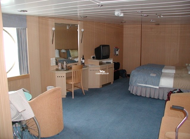 Celebrity Constellation Cabin 6005 - Category 05 - Ocean ...