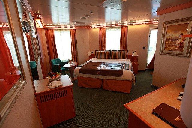 Costa Pacifica Mood Deck Plan Tour