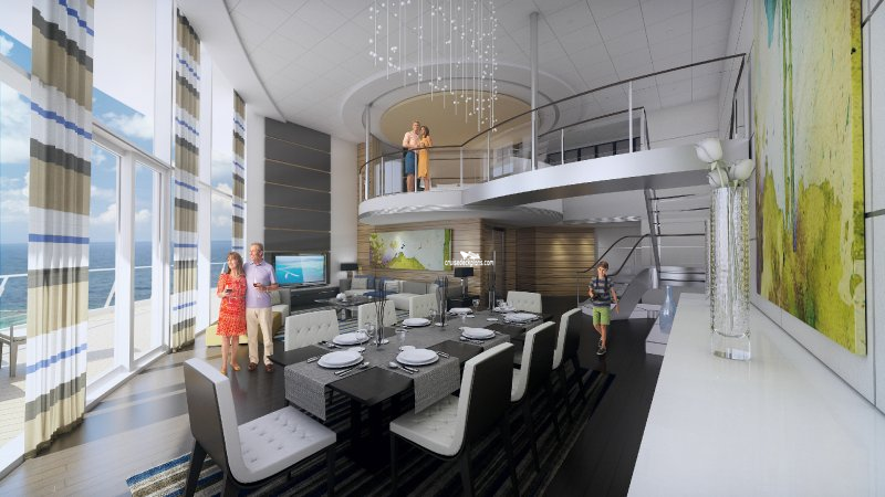 Ovation Of The Seas Deck Plans Diagrams Pictures Video