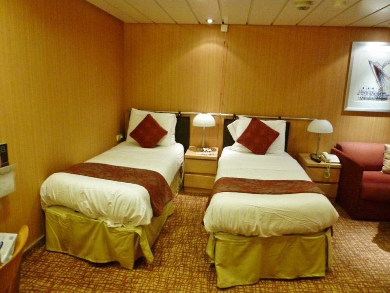 Celebrity Infinity Interior Category