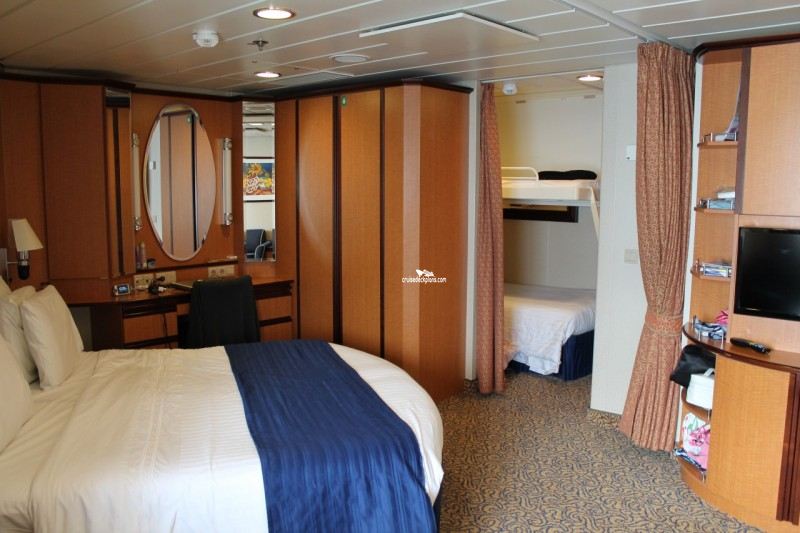 Brilliance Of The Seas Ultra Spacious Oceanview Category