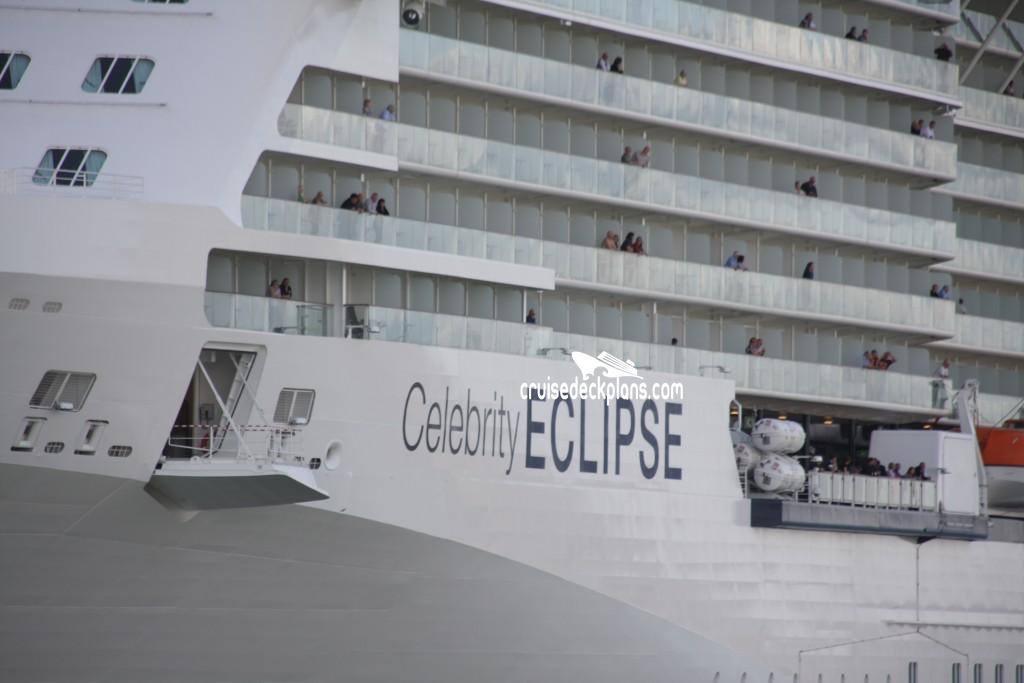Celebrity Eclipse Sunrise Deck Plan Tour - Celebrity cruise ship eclipse deck plan