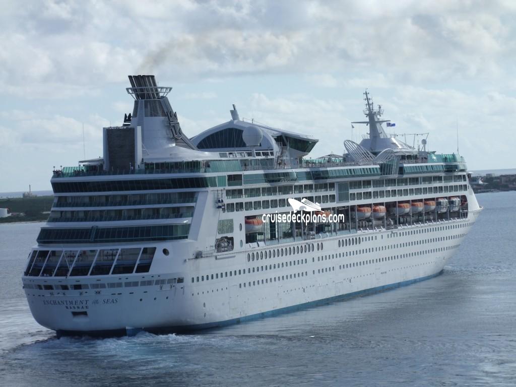 enchantment of the seas deck plan pdf