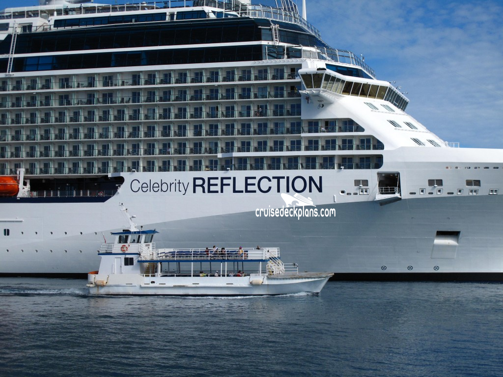 Celebrity Reflection Cruise Ship Tour - See All Decks ...
