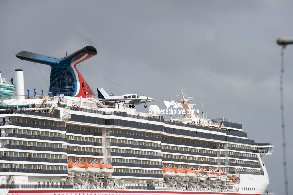Carnival Legend Panorama Deck Plan Tour