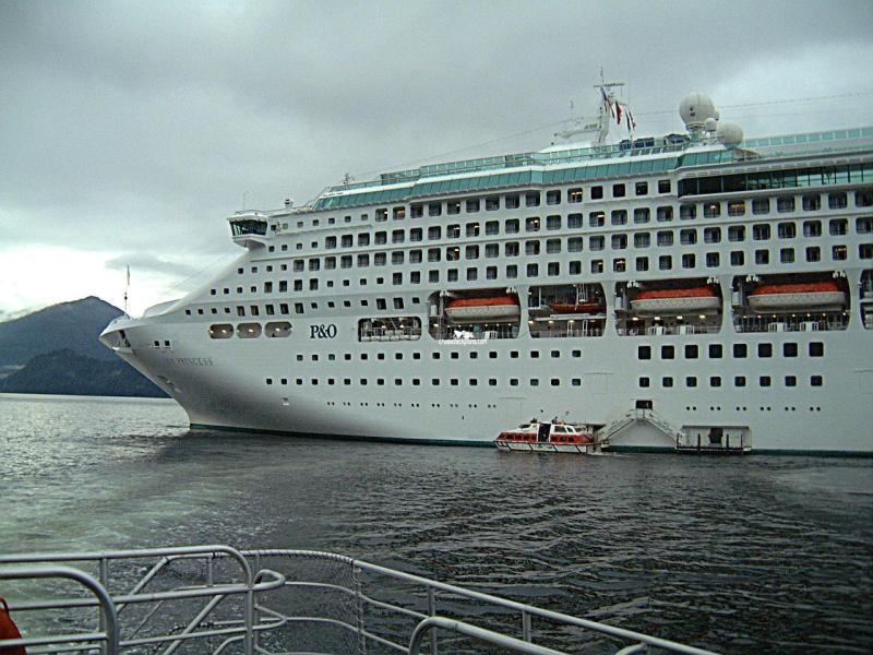 Sea Princess Deck Plans Diagrams Pictures Video - Where is the sea princess cruise ship now