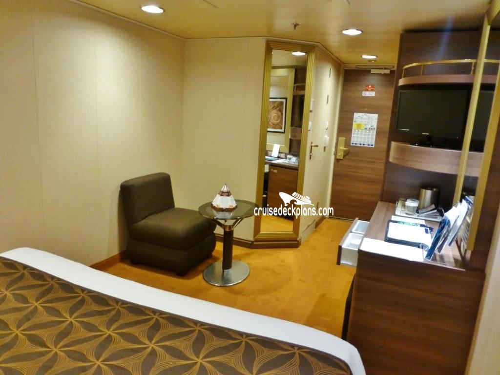 Msc Fantasia Class Interior
