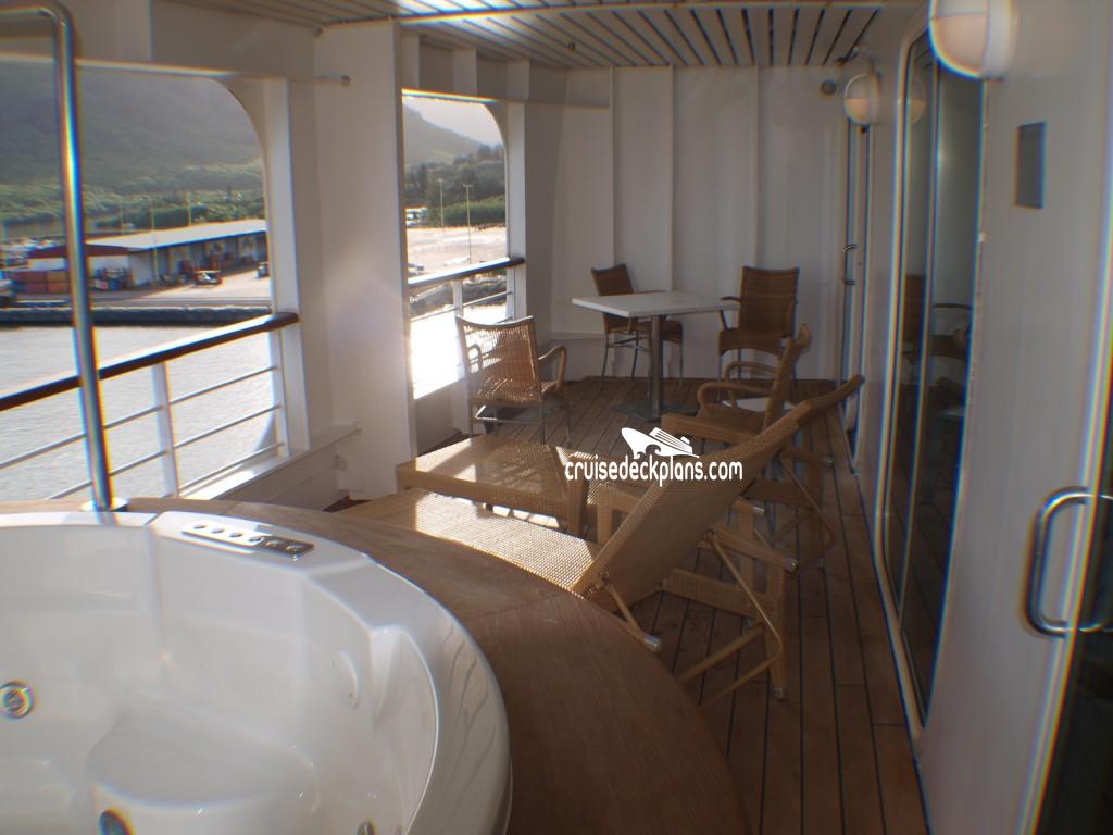 Bedroom Balcony Deck