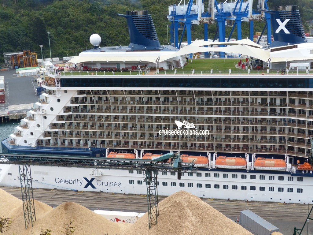Celebrity Solstice - Cruises, Deck Plans, and more ...