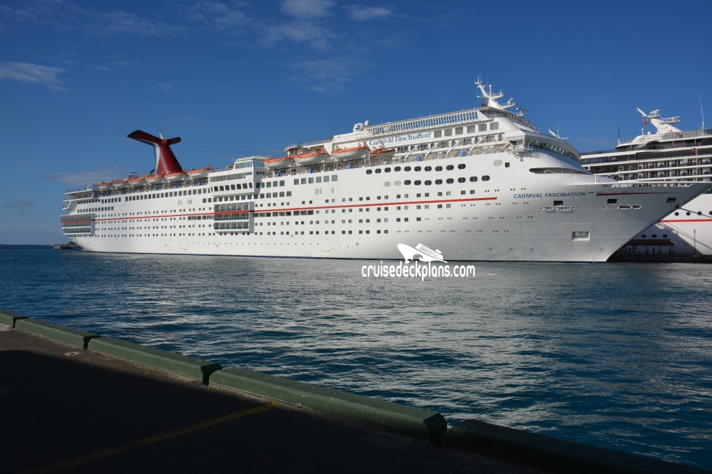 Carnival Fascination Deck Plans Diagrams Pictures Video