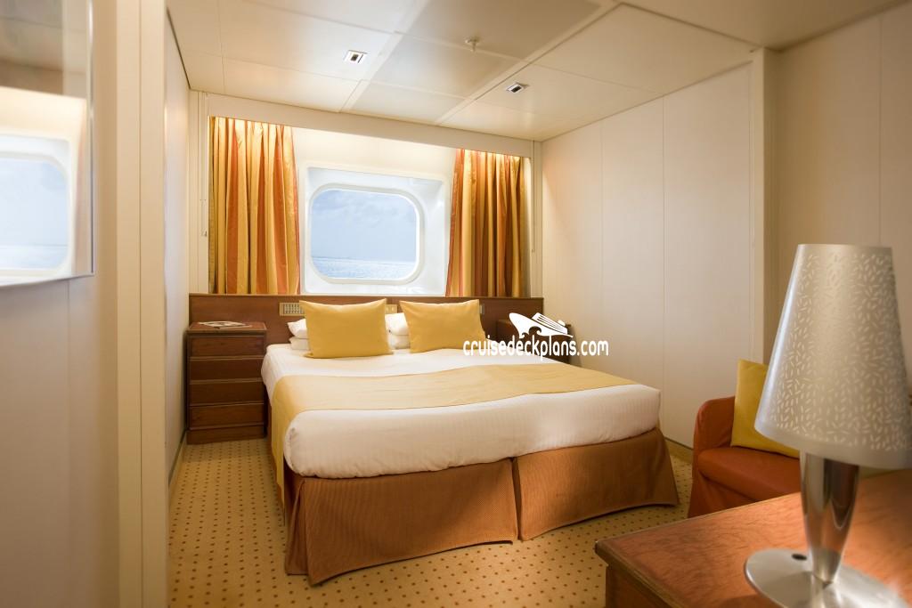 Pacific Jewel Deck Plans  Cabin Diagrams  Pictures