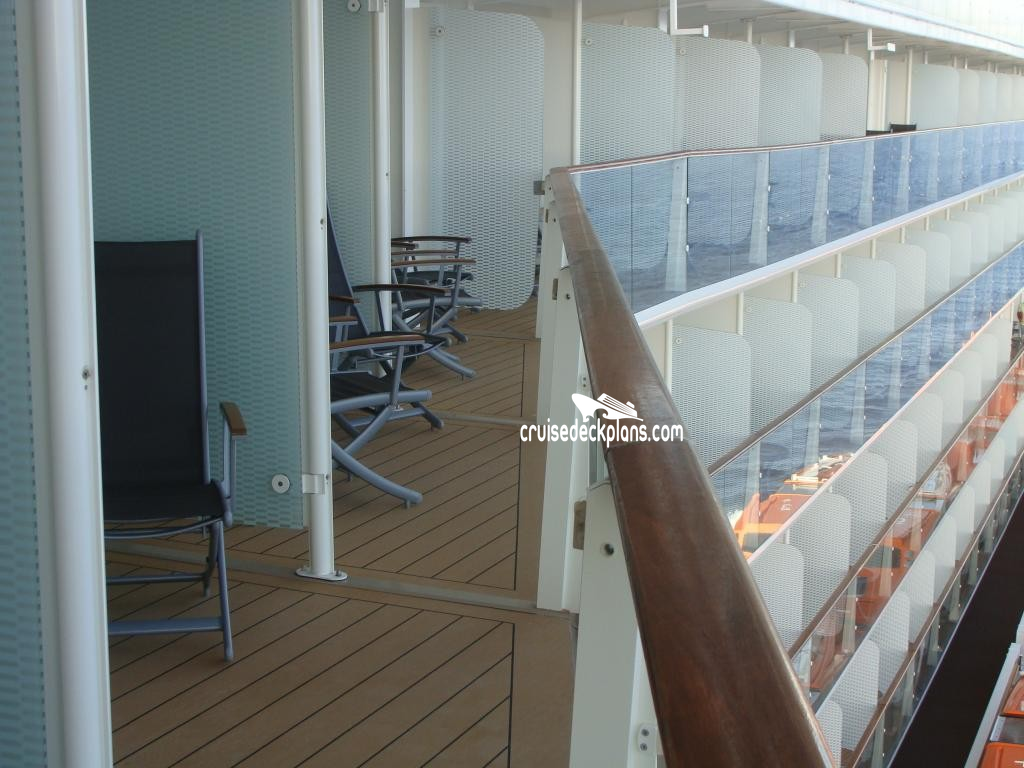 Celebrity Silhouette Cabin 9192 - Category 1A - Deluxe ...