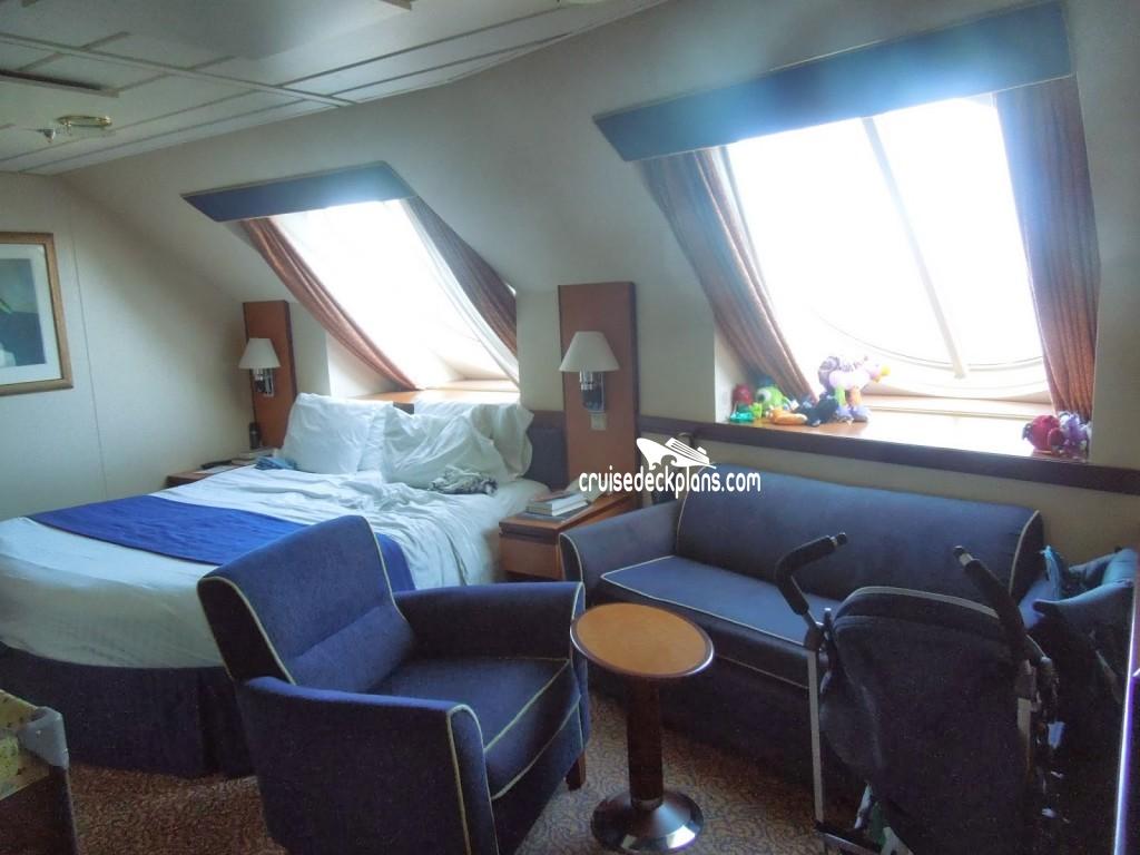Serenade Of The Seas Deck 4 Deck Plan Tour