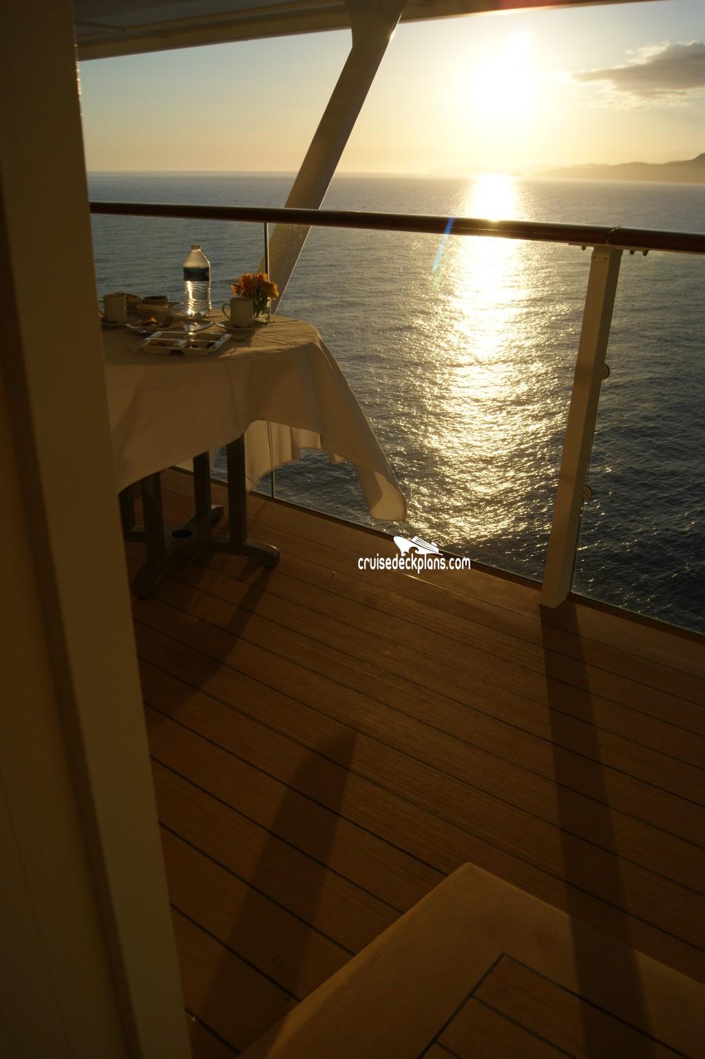 Celebrity Millennium Cruise Review for Cabin 2196 - cruizr.com