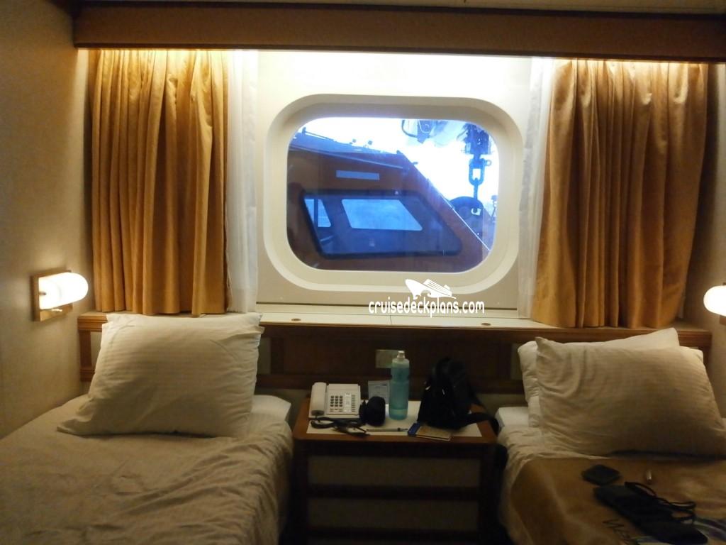 Sea Princess Deck Plans Diagrams Pictures Video