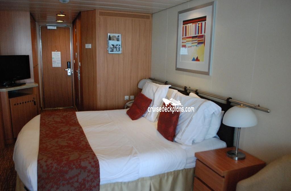 Celebrity Summit Cabin 6100 - Category S1 - Sky Suite 6100 ...