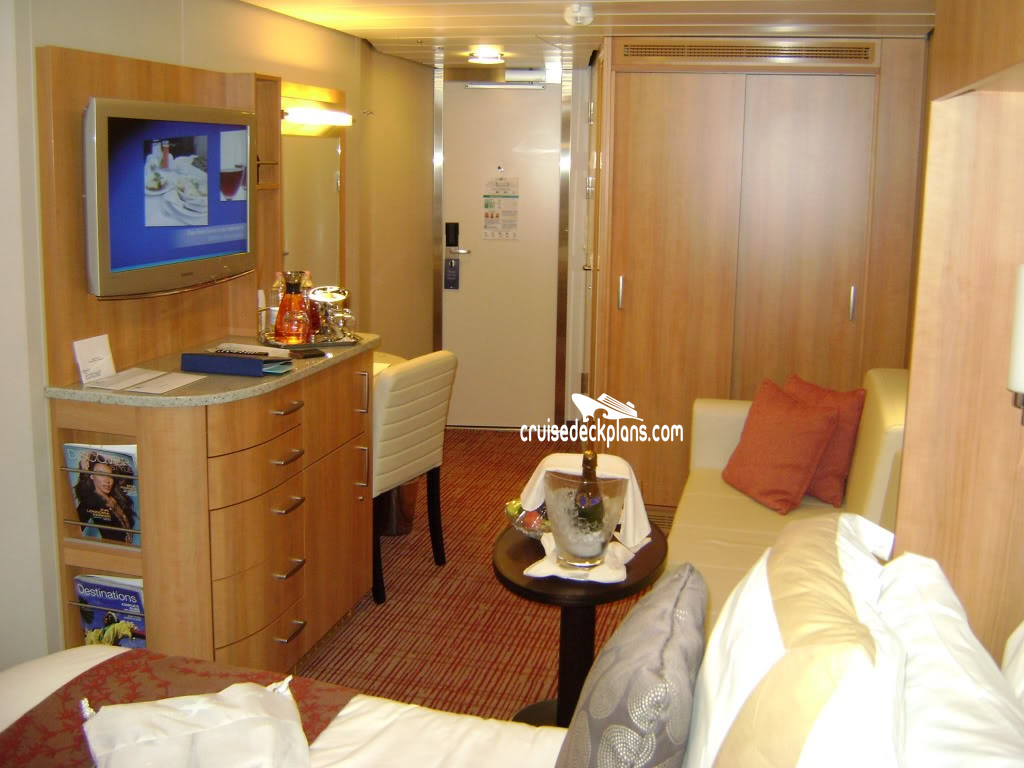 Celebrity Reflection Ship Review - The Avid Cruiser