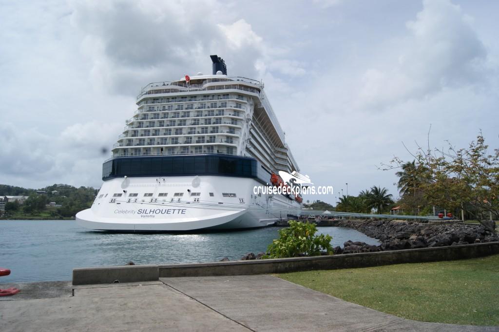 CELEBRITY SILHOUETTE SHIP TOUR - YouTube
