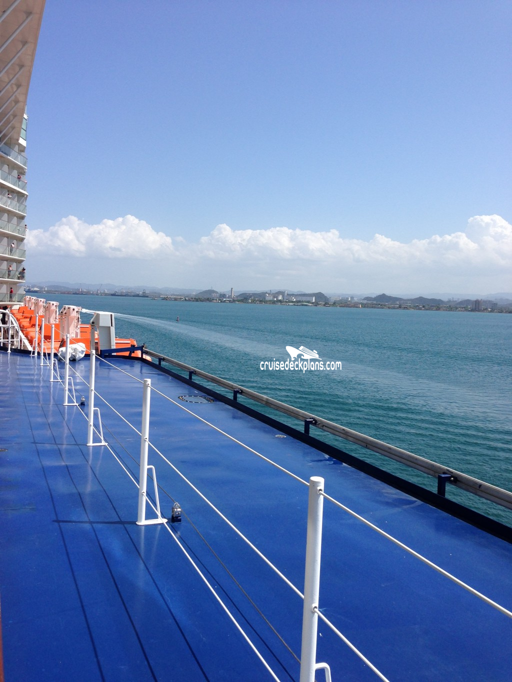 Difference Aft View & Extended Balcony - Carnival Cruise ...
