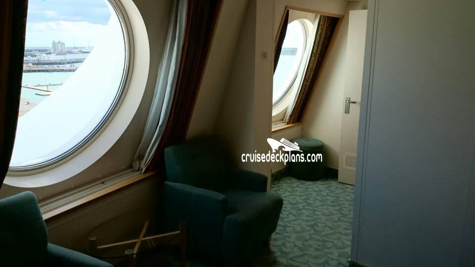 Independence Of The Seas Ultra Spacious Oceanview Category
