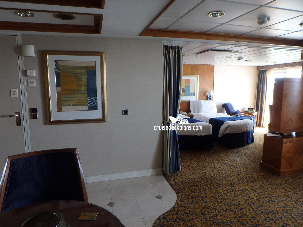 Brilliance Of The Seas Owners Suite Category