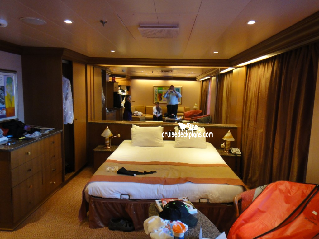 Carnival Liberty Grand Suite Category