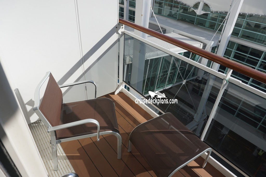 Msc Fantasia Class Balcony