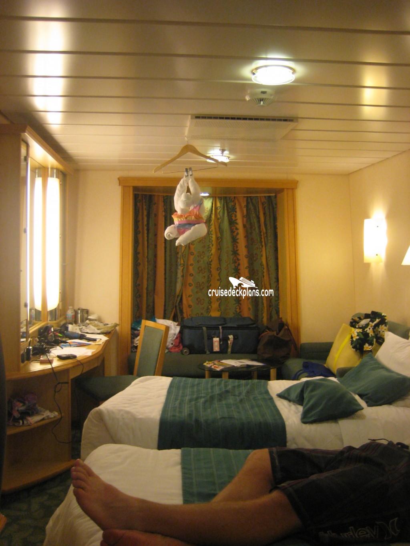 Mariner of the seas deck 3 deck plan tour - Mariner of the seas interior stateroom ...
