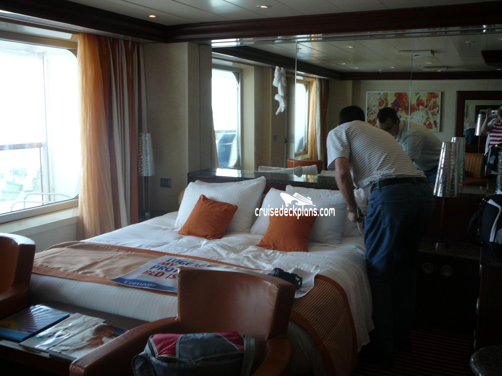 carnival sunshine grand suite category