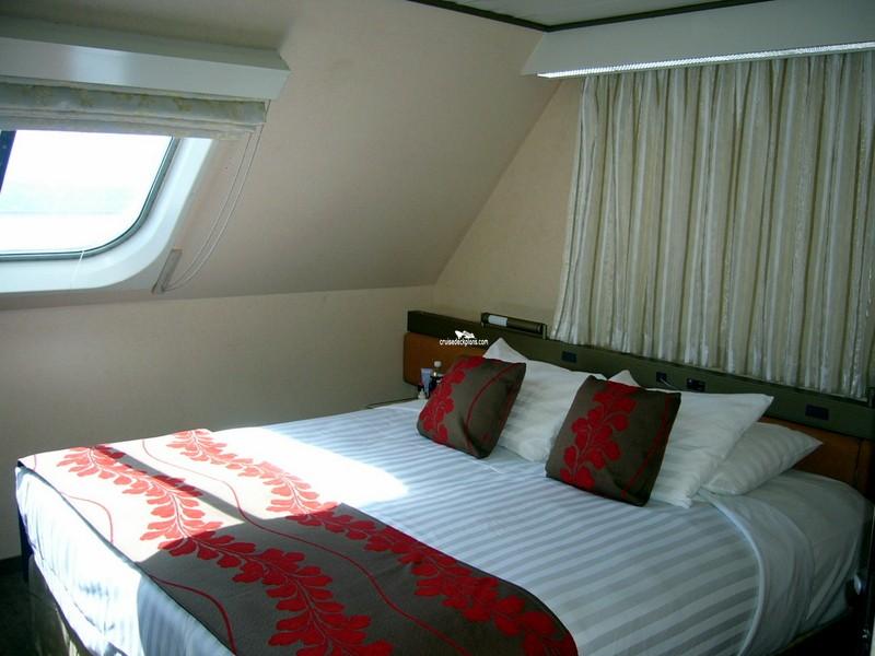 Holland America Rotterdam Class Oceanview