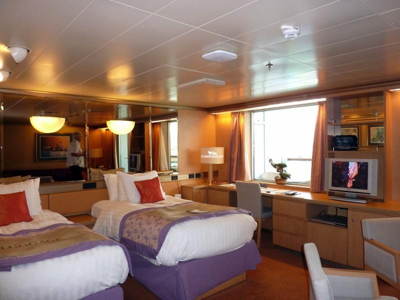 Noordam Deluxe Verandah Suite Details