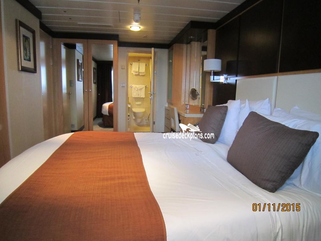 Bedroom Suite Layout