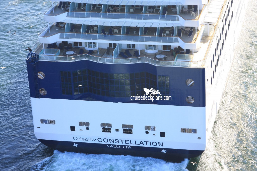 Celebrity Constellation Deck 2 - Cruise Critic