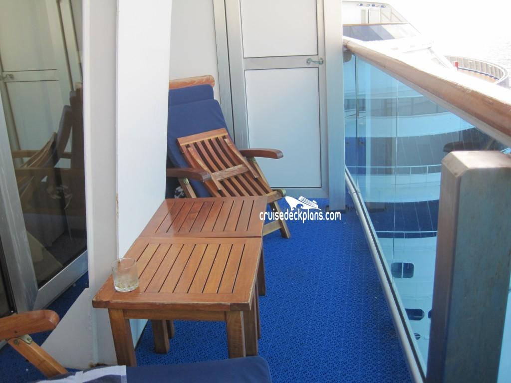 Emerald princess deck plans diagrams pictures video suite cabin picture baanklon Choice Image